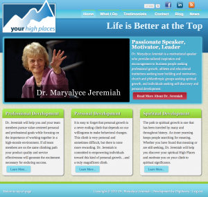 Dr. Jeremiah's New Website Resource